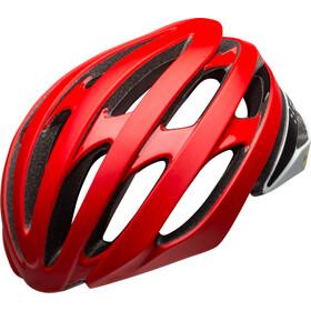 Bell Stratus MIPS Fietshelm, matte/gloss red/black
